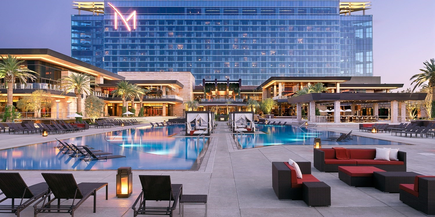 M Resort Spa & Casino -- Las Vegas, NV, États-Unis