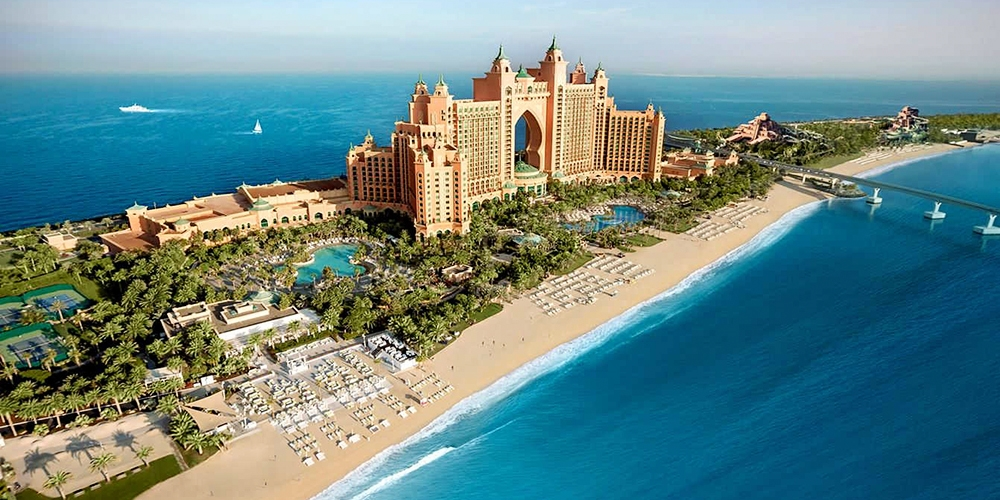 Atlantis The Palm -- Dubai, United Arab Emirates