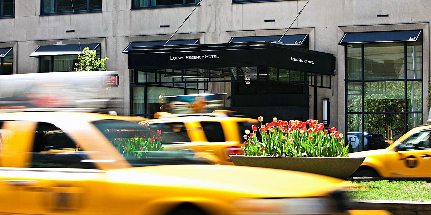 Loews Regency New York Hotel -- Upper East Side, New York