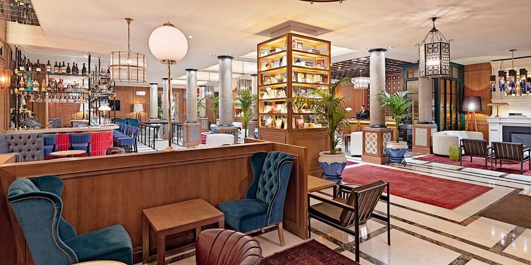 H10 Villa de la Reina Boutique Hotel -- Madrid