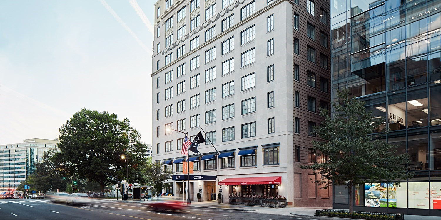 Club Quarters Hotel in Washington DC -- Downtown - Dupont Circle, Washington, D.C.
