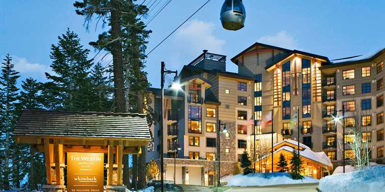 Image result for Westin Monache Resort – Mammoth Lakes, California