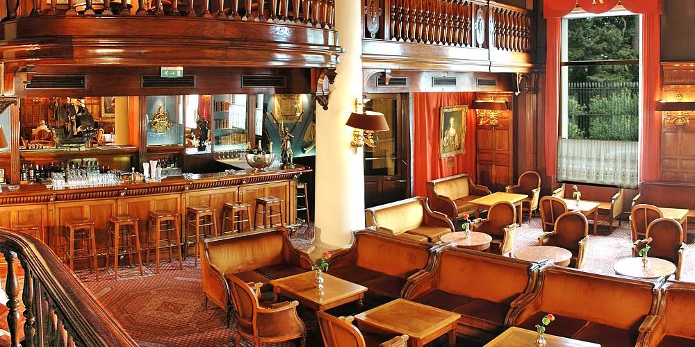 Hotel Le Negresco -- Nizza, Frankreich