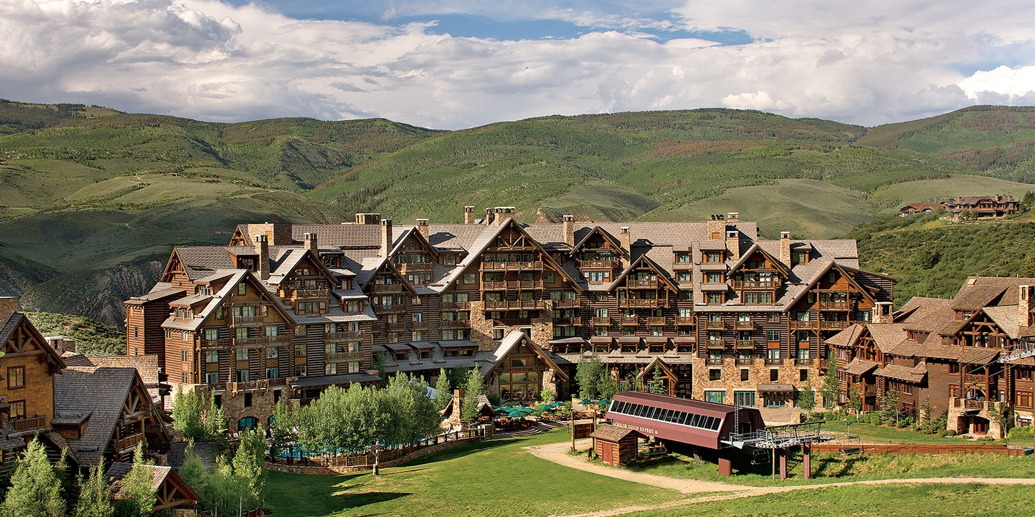 The Ritz-Carlton, Bachelor Gulch -- Avon, CO