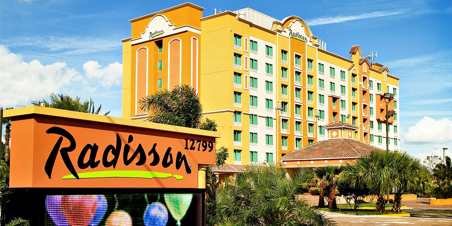 Radisson Hotel Orlando-Lake Buena Vista -- Disney World, FL