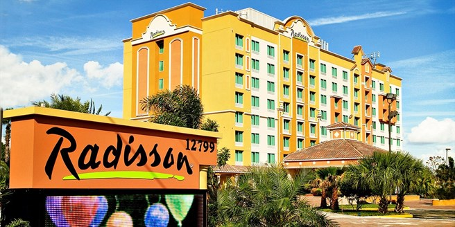Radisson Hotel Orlando Lake Buena Vista Disney World Fl