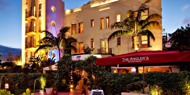 Angler\'s Miami South Beach, a Kimpton Hotel | Travelzoo