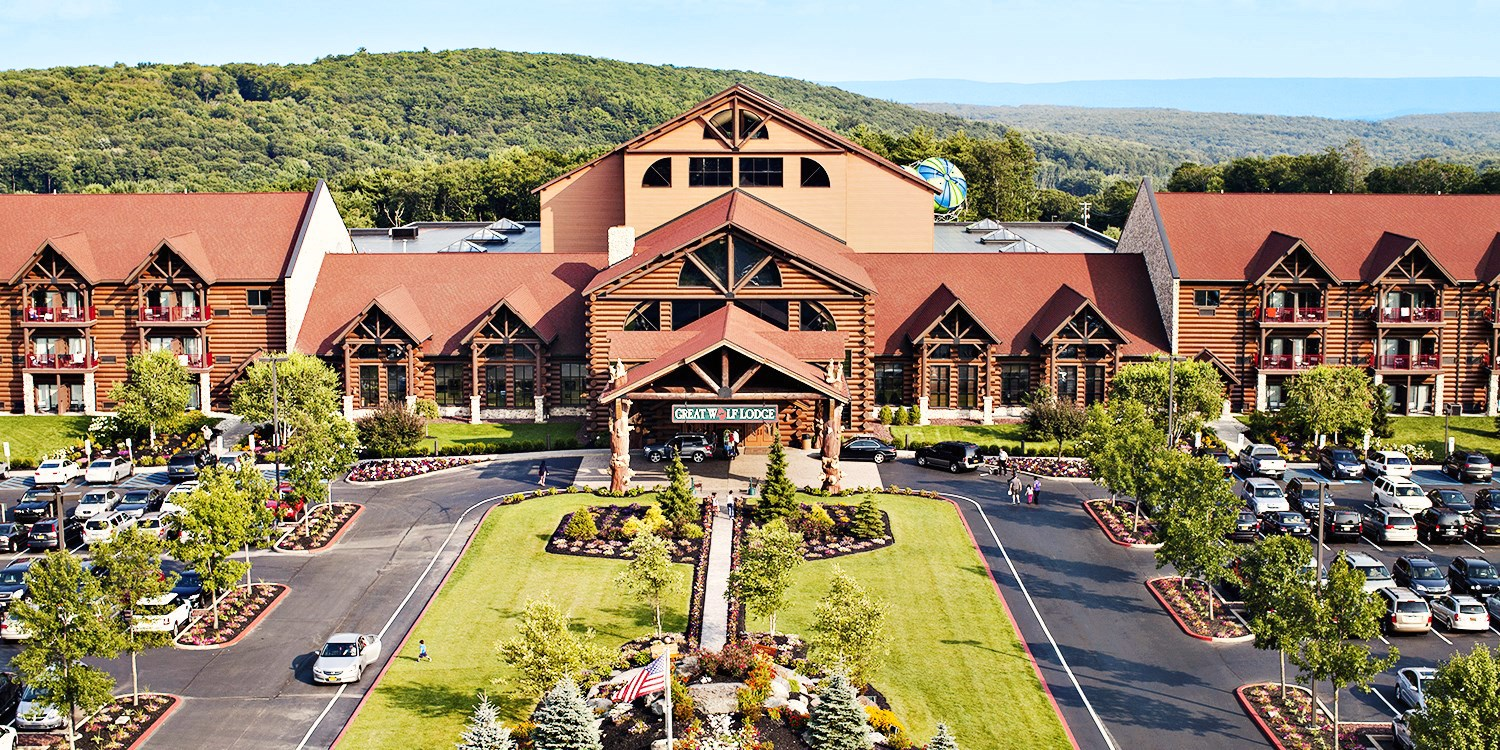 Great Wolf Lodge Poconos -- 坦纳斯维尔, PA, 美国