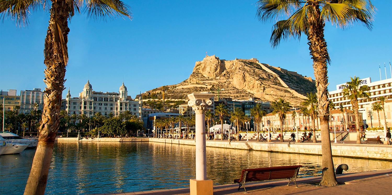 Hotel Hospes Amerigo -- Alicante, Spain