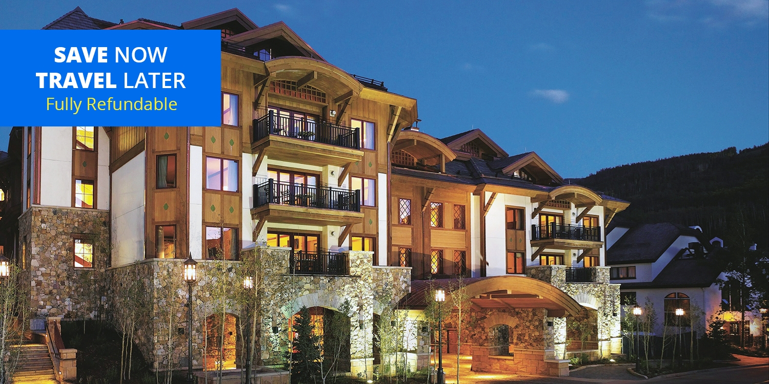 £262-£287 – Luxe Vail Resort incl. Ski Season & Weekends -- Vail, CO