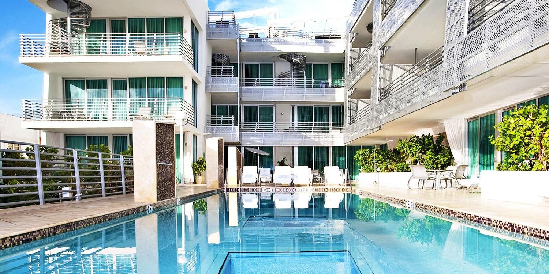 Z Ocean Hotel South Beach -- Miami Beach, FL