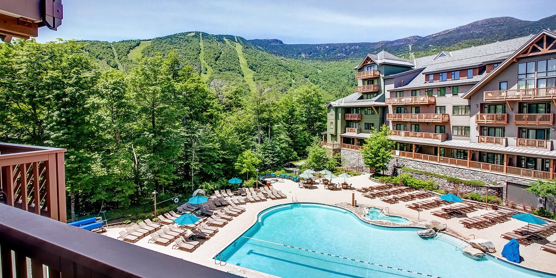 Stowe Mountain Lodge -- Stowe, VT