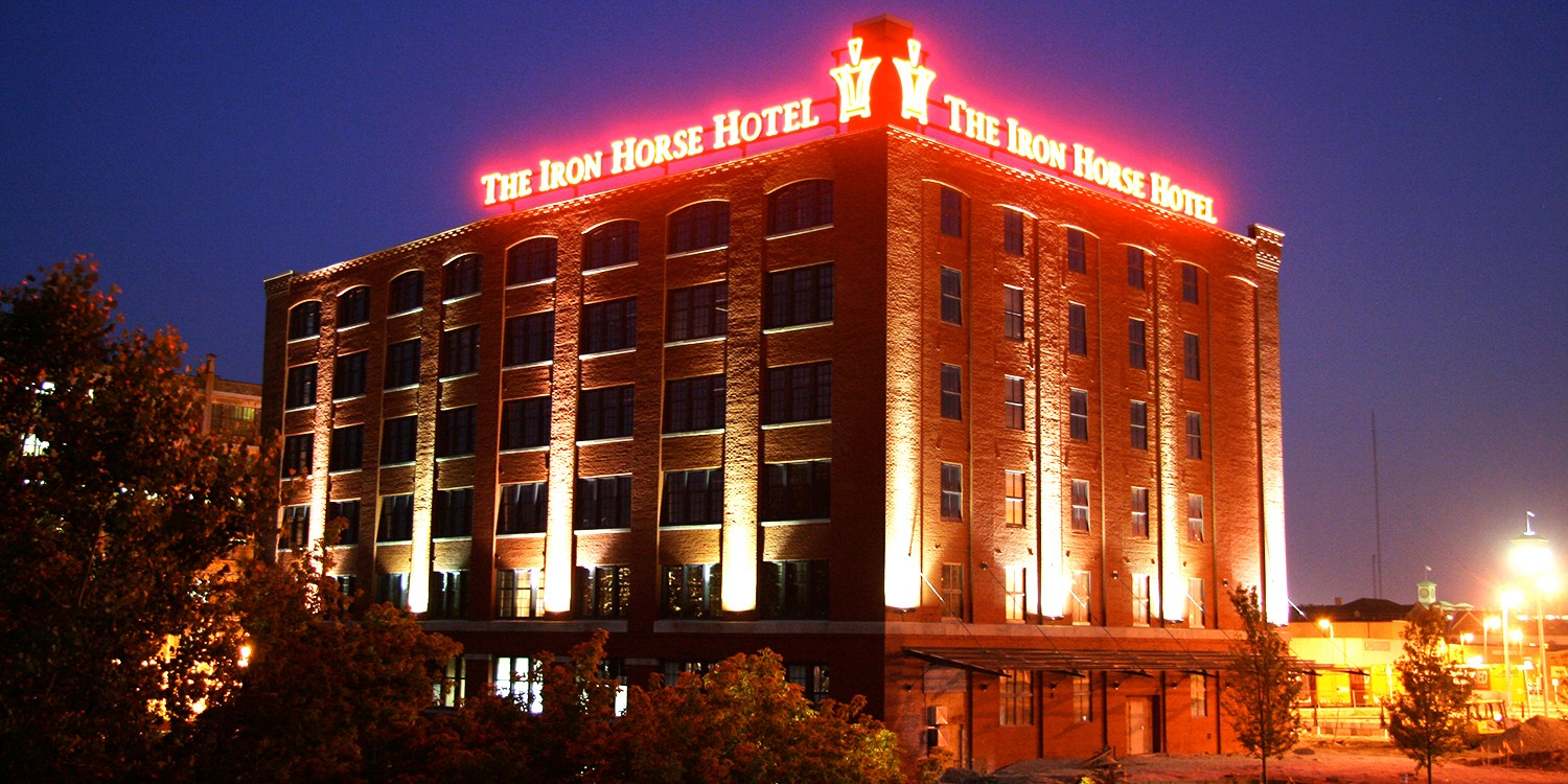 The Iron Horse Hotel -- Milwaukee, WI