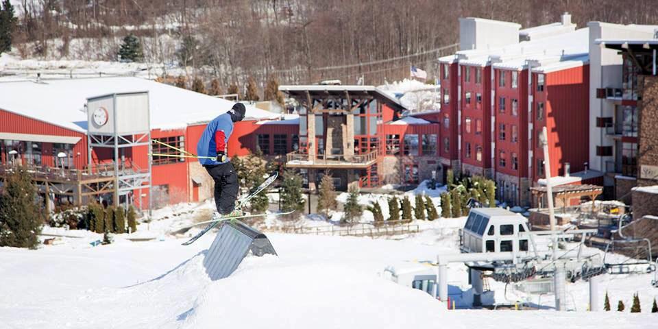 $165 – Pennsylvania Ski Resort w/Lift Tickets, 50% Off -- Macungie, PA