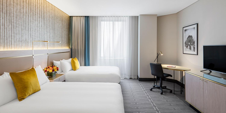 $268 – 5-Star Central Sydney Hotel w/Brekkie + Parking, Up to 60% off -- Sydney, Australia
