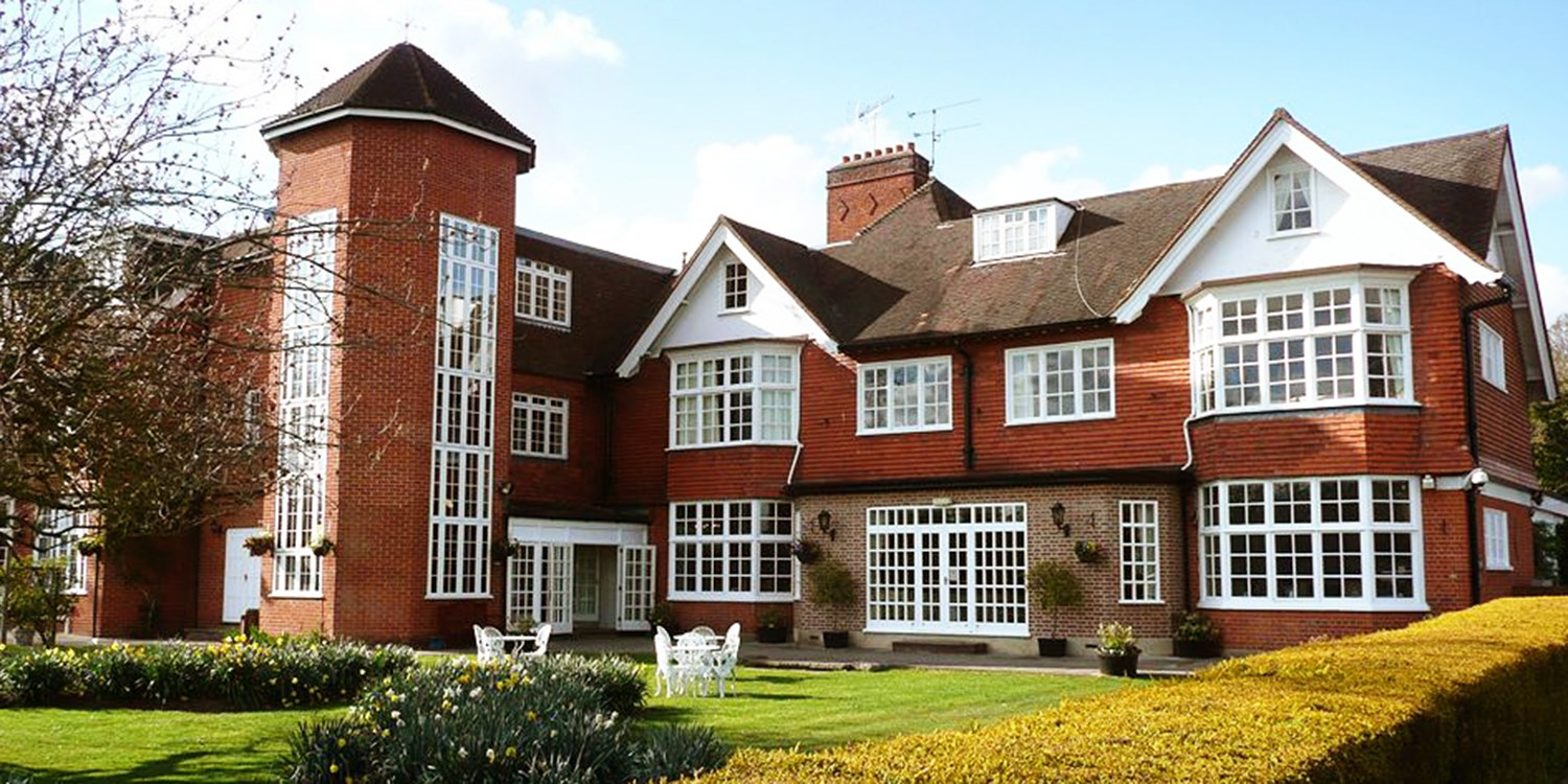 Classic Lodges - Grovefield House Hotel, Windsor -- Burnham