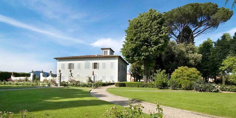 Villa Olmi Firenze -- Bagno a Ripoli, Italy