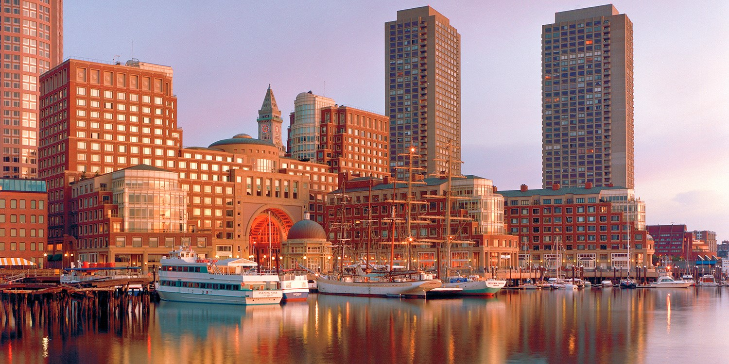 Boston Harbor Hotel -- Financial District - Downtown - Boston Common, Boston