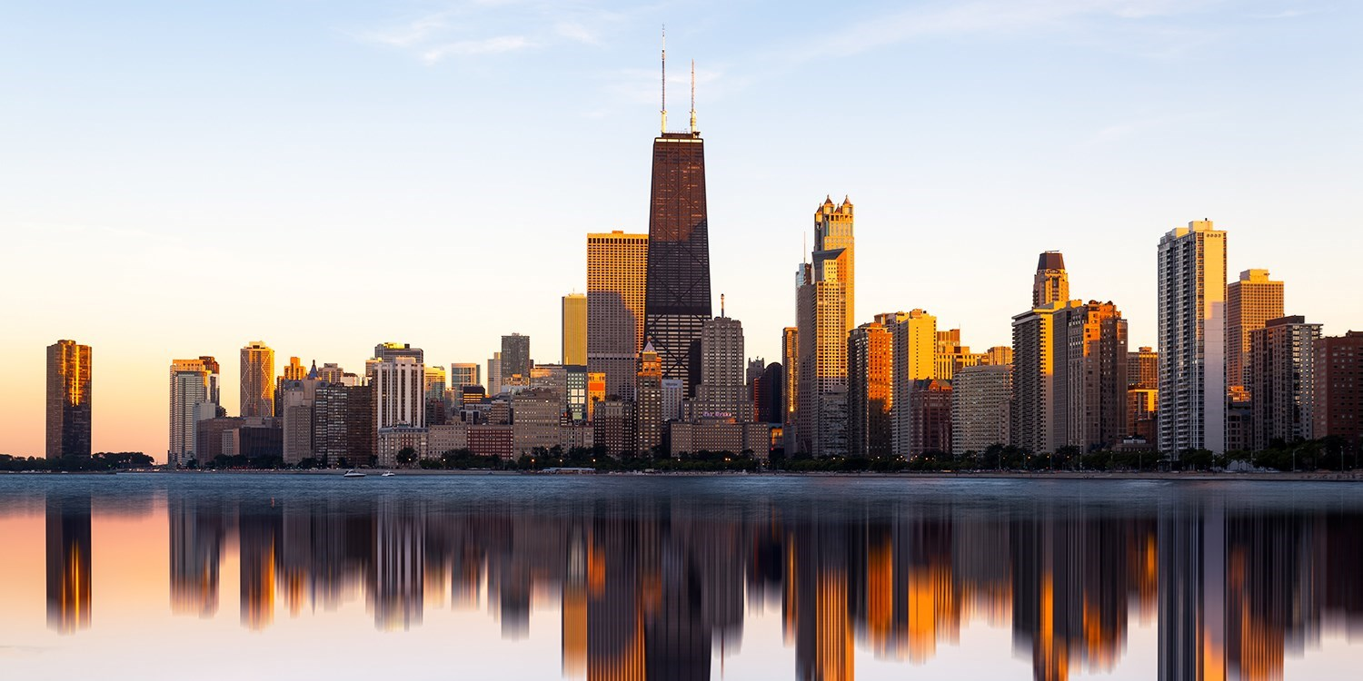 £83 – Stylish Chicago Hotel This Spring; £125 in Summer -- Near North, Chicago