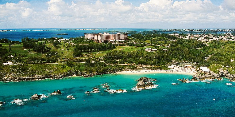 Fairmont Southampton -- Bermuda