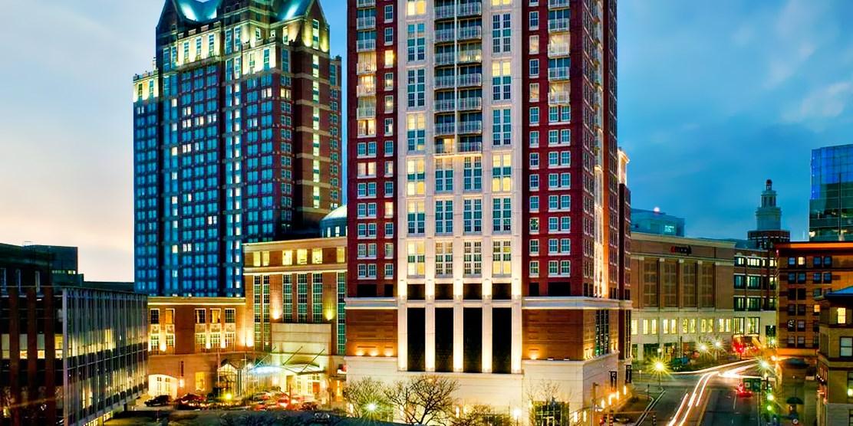 Omni Providence Hotel -- Providence, RI