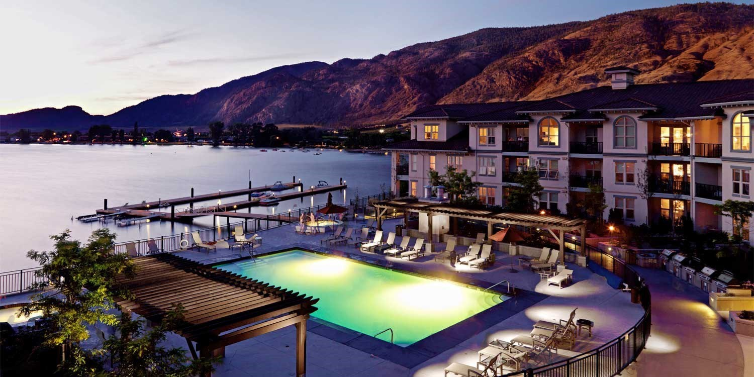 Walnut Beach Resort -- Osoyoos, Canada