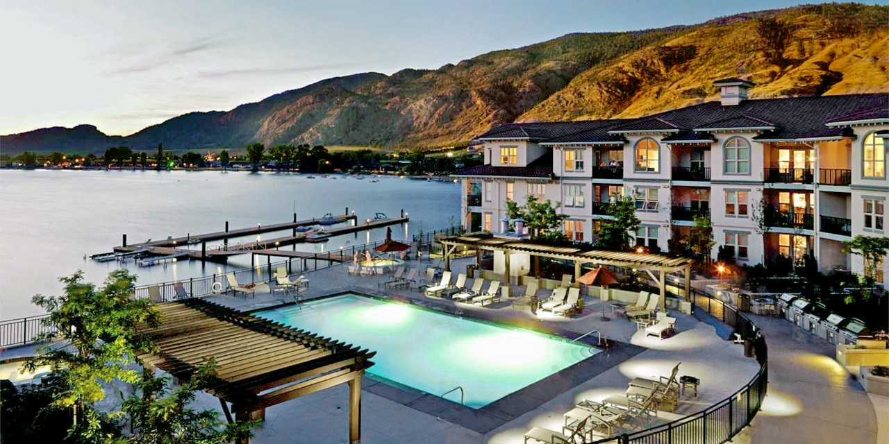 $104 & up – Okanagan 4-Star Resort w/Craft Beer Sampler, 35% Off -- Osoyoos, Canada