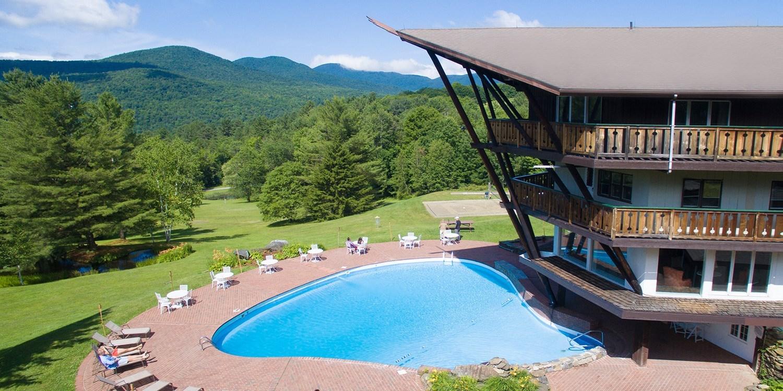 £66-£82 – Vermont Boutique Mountain Lodge, 40% Off -- Stowe, VT