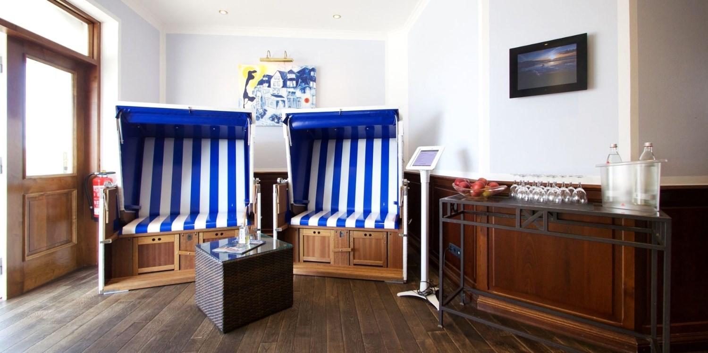 Lindner Strand Hotel Windrose -- Sylt