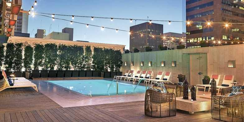 Hotels In San Diego >> Hotel Palomar San Diego A Kimpton Hotel Travelzoo