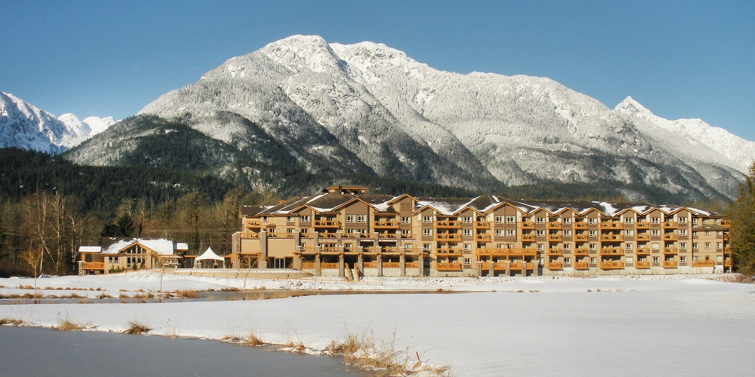 The Executive Suites Hotel and Resort, Squamish -- Squamish, Canada