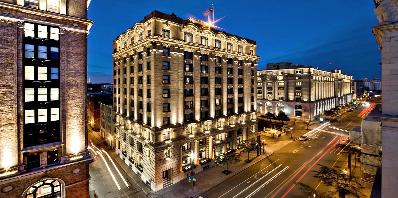 Hotel St Paul Montreal Qc Canada