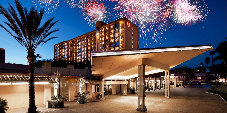 Sheraton Park Hotel at the Anaheim Resort -- Anaheim, CA