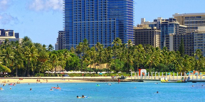 Trump International Hotel Waikiki Honolulu Hi