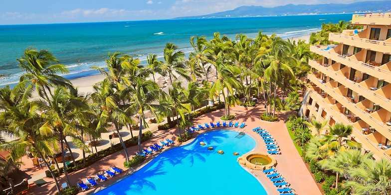 Paradise Village Beach Resort Bahia De Banderas Mexico
