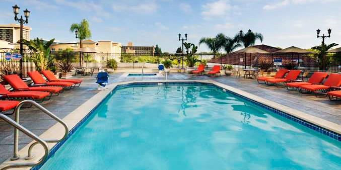DoubleTree Suites by Hilton Anaheim Rsrt - Conv Cntr -- Anaheim, CA