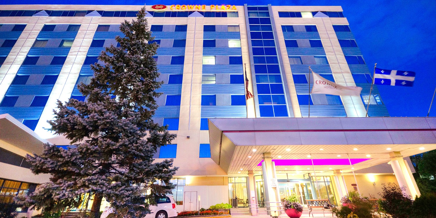 Crowne Plaza Montreal Airport -- Montreal, Canada