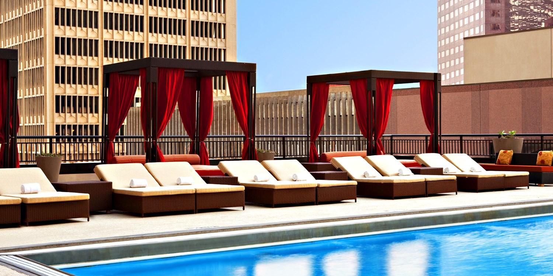 Sheraton Dallas Hotel -- Dallas, TX