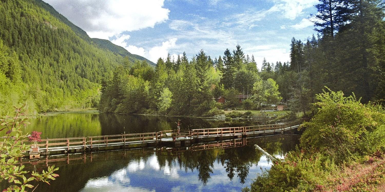 Ruby Lake Resort -- Madeira Park, BC, Canada