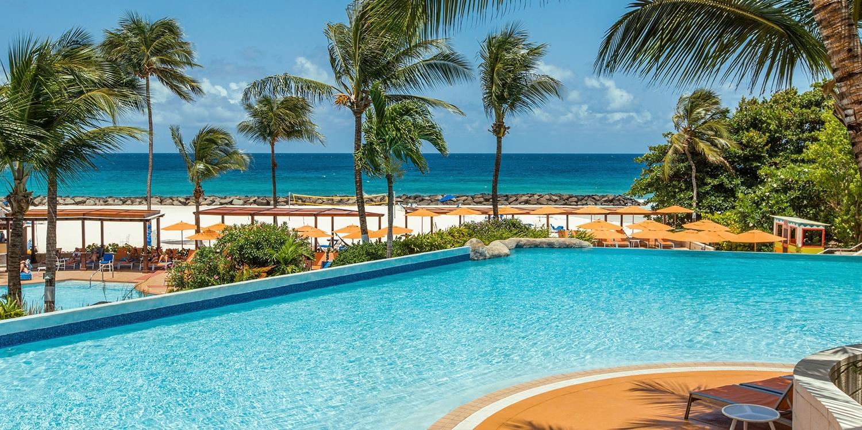 $159 – Luxe Hilton Barbados w/Breakfast, 45% Off -- Bridgetown, Barbados