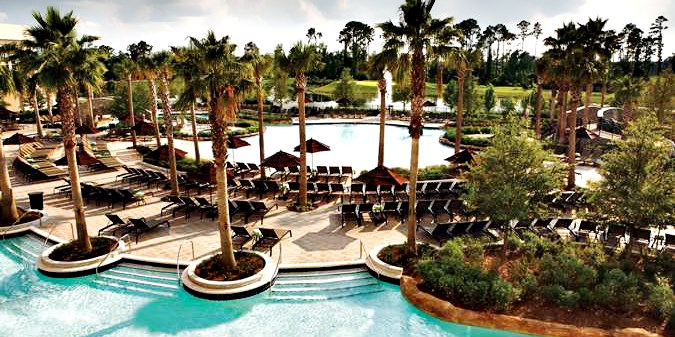 Hilton Orlando Bonnet Creek Resort -- Disney World, FL