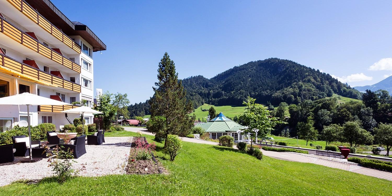 ab 129€ – Bergidylle: Kurzurlaub im Allgäu mit HP, -54% -- Oberstdorf