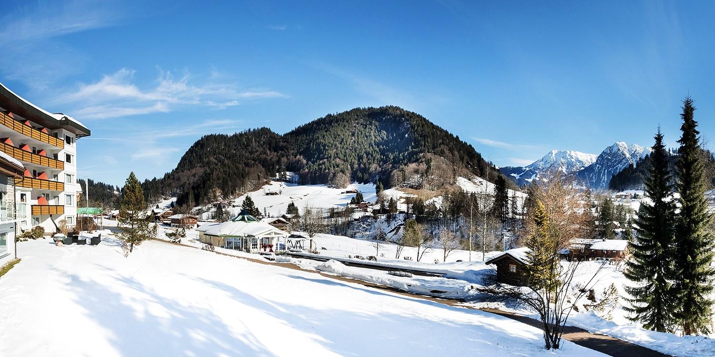 Alpenhotel Oberstdorf -- Oberstdorf, Germany