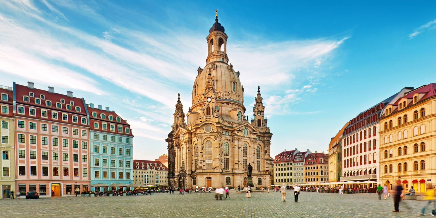 $97 & up – Saxony: spa hotel stay w/breakfast, save 58% -- Dresden, Germany