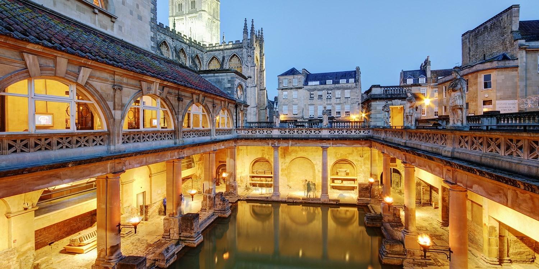 The Roman Baths