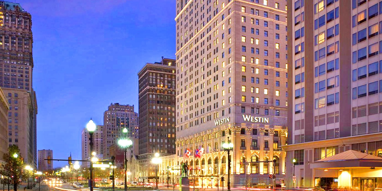 The Westin Book Cadillac Detroit -- Detroit, MI