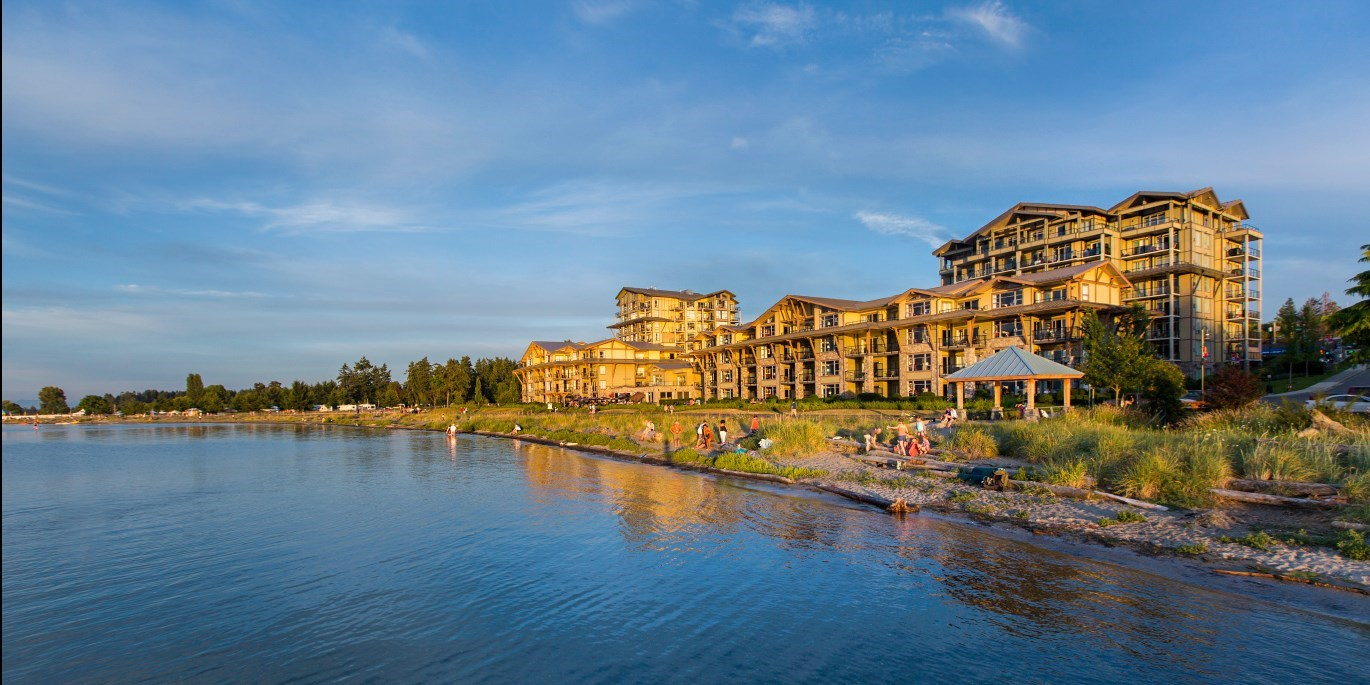 The Beach Club Resort -- Parksville, British Columbia