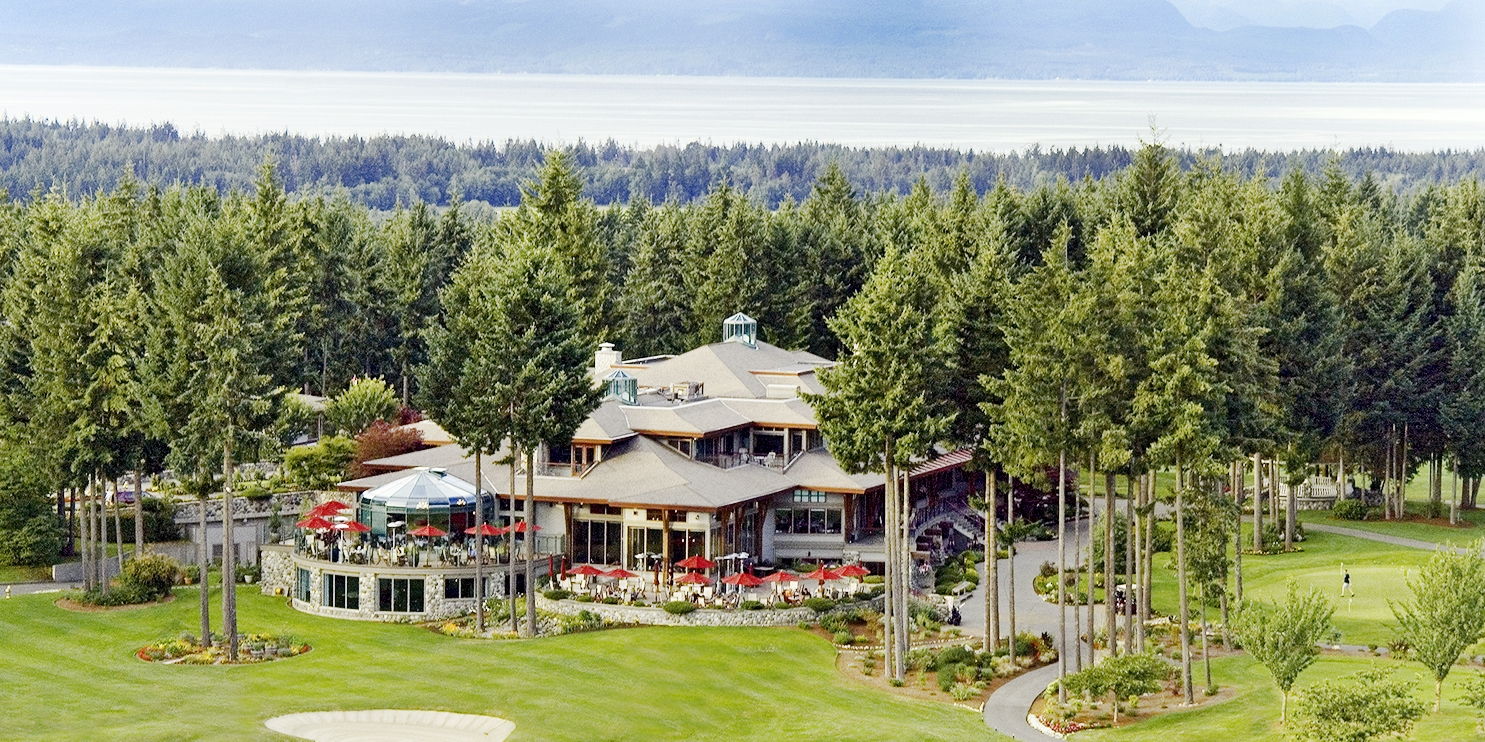 Crown Isle Resort and Golf Community -- Courtenay, Canada