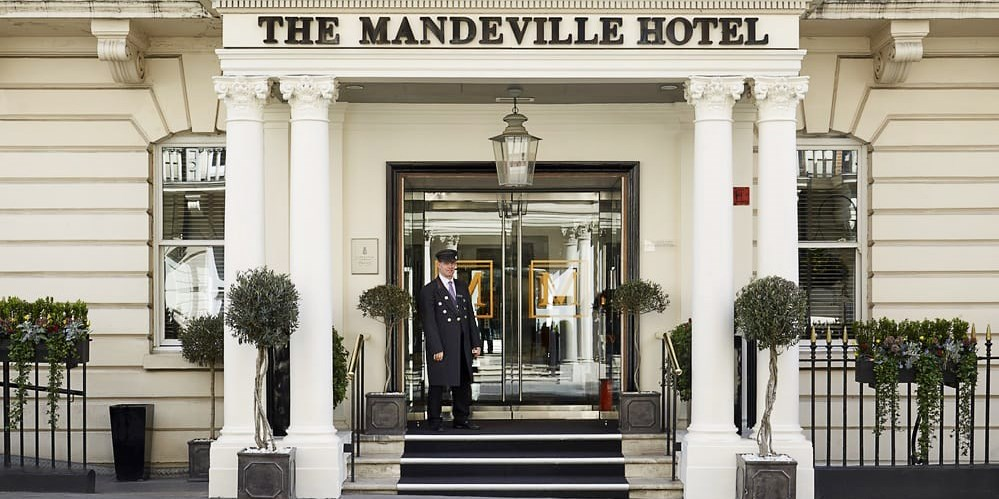 The Mandeville Hotel -- London, United Kingdom