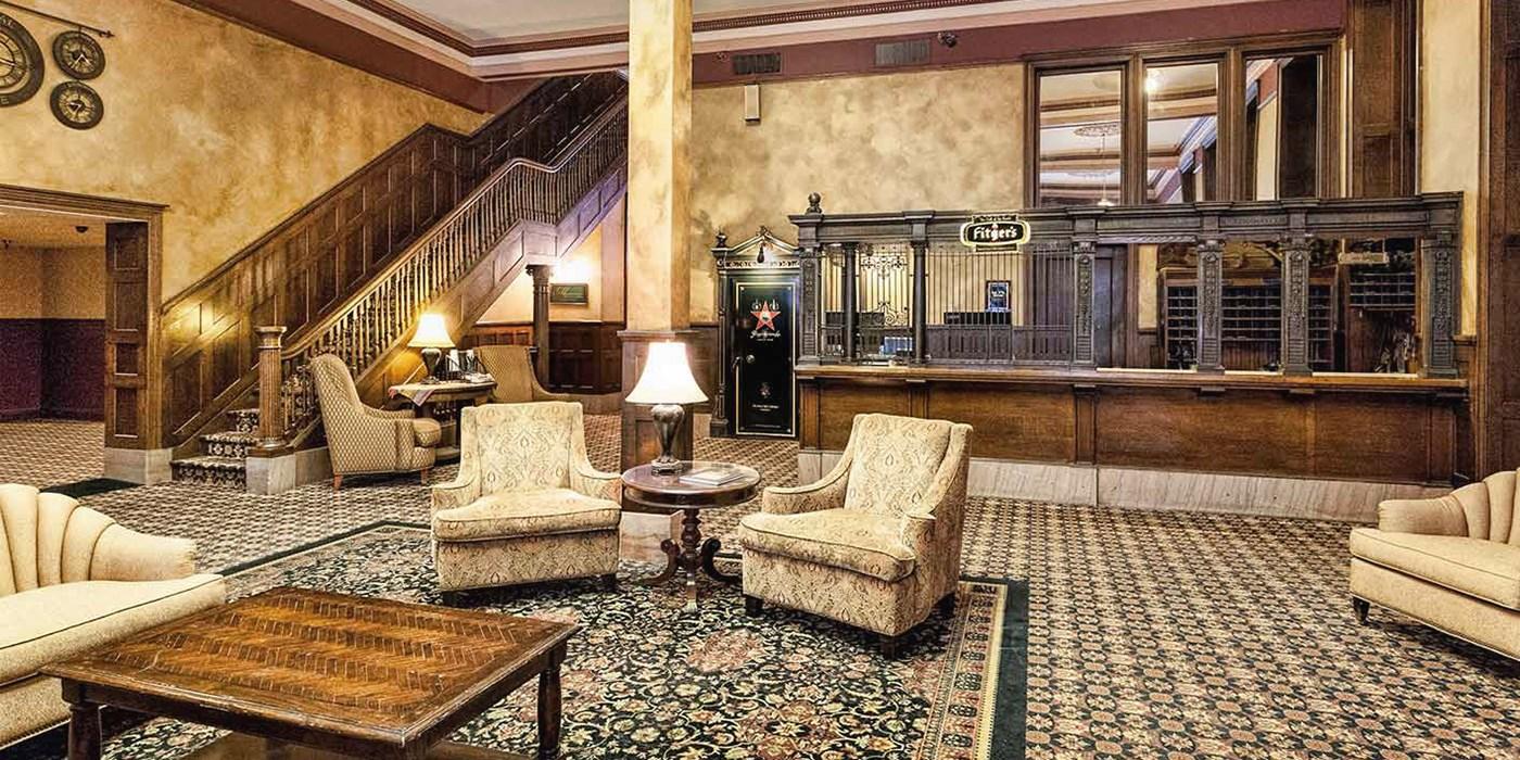 Fitger's Inn -- Duluth, MN
